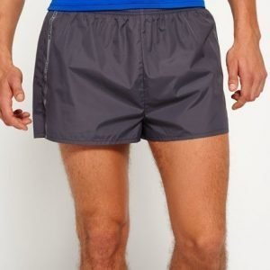 Superdry Sports Athletic Juoksushortsit Harmaa