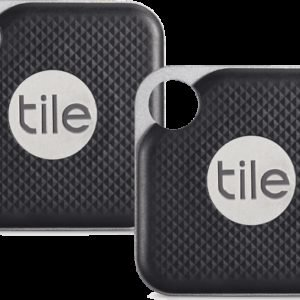 Tile Pro Black 2 Pack Bluetooth Paikannin