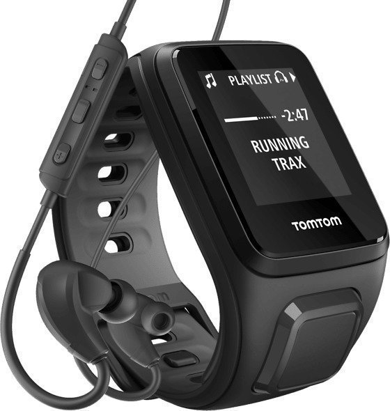 Tomtom Runner 2 Cardio Music Gps Small Juoksukello