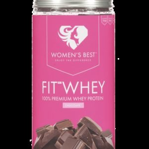 Womens Best Fit Whey 80 % Proteiinijauhe 500 G